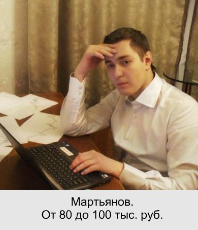 """Стоимость обучения и доходы 4-х """"ГУРУ РЫНКА"""""""
