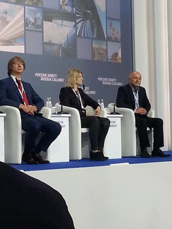 Мои впечатления и фотографии с форума VTB Capital Russia Calling 2015 (день второй)