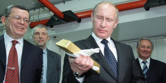Золотой век в России...