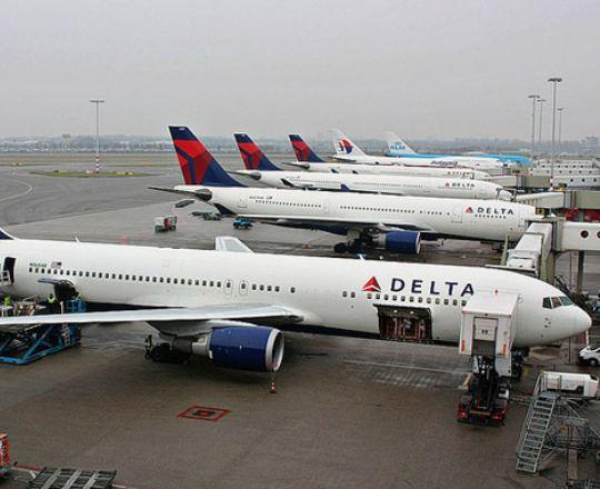 -2,8% на отчете Delta Air Lines