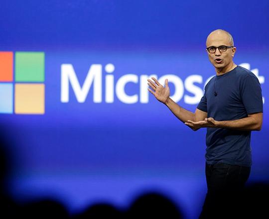 +2.61% на отчете Майкрософт