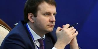 Орешкин: экономика восстанавливается широким фронтом