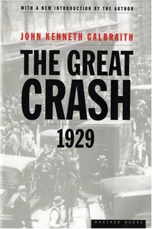 Великий крах 1929 года книга скачать