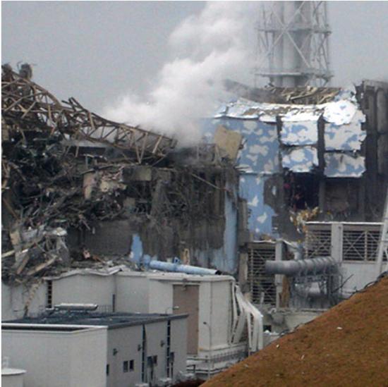 фото японской АЭС