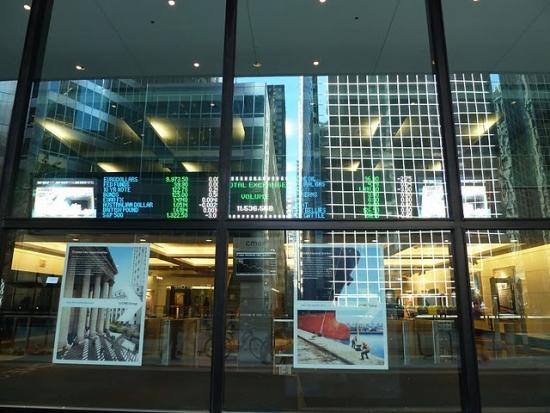 Офис CME Group в Чикаго