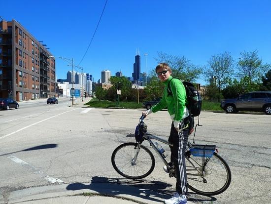 Тимофей Мартынов, Чикаго