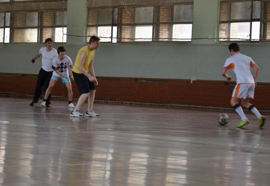 Трейдерский футбол