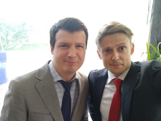 Дмитрий Панченко из БКС