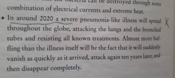 Книга 1981 года предсказала коронавирус. Твиттер взорвался