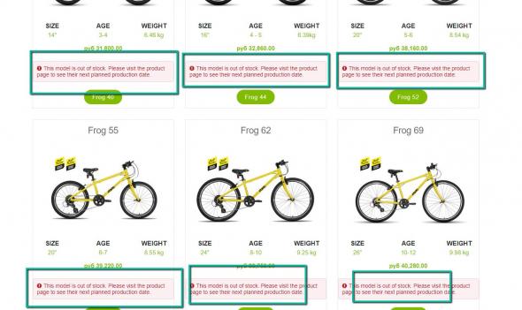 Инфляция велосипедов: то, что покупал прошлым летом за 15 тысяч, сейчас уже стоит 25