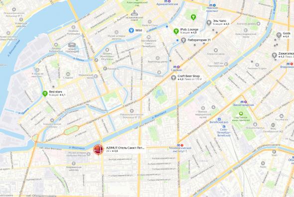 Миссия невыполнима. Санкт-Петербург: Где собираемся в пятницу вечером 25 июня перед конференцией?
