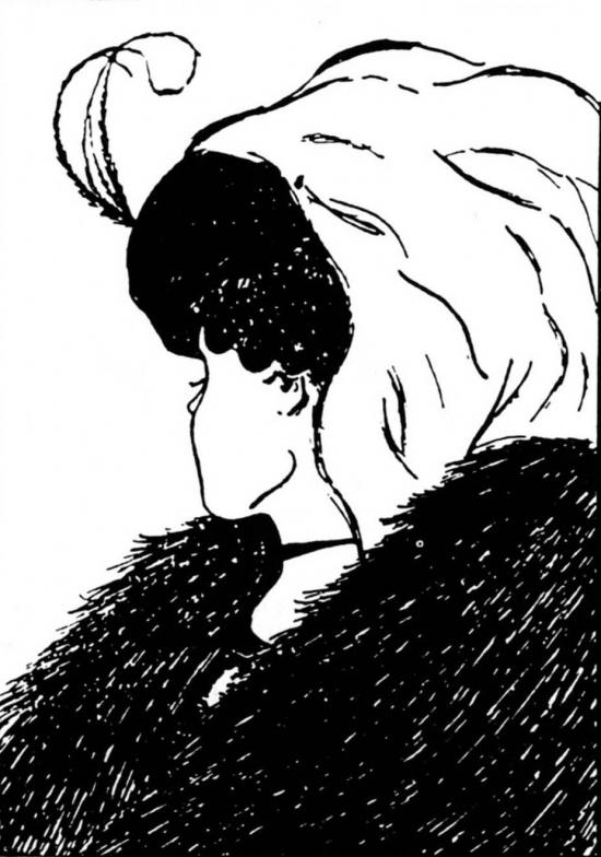 Старуха женщина картинка