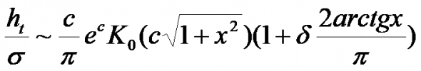 О распределении приращений логарифмов H+L дней («давно я не брал в руки шашек»)