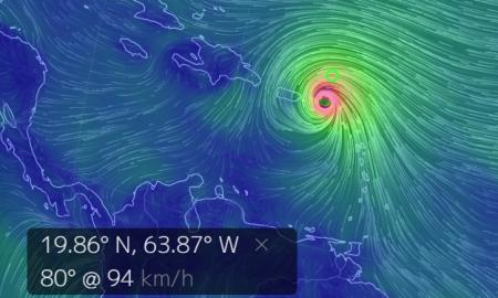 Ураган ИРМА. Ужас. Прямая трансляция. Билеты на авиа подорожали в 10 раз.