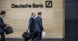Deutsche Bank 18000 рабочих сегодня утром под хвост.