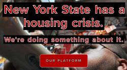 Революция арендаторов  Нью-Йорка.