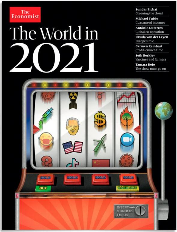 Новая шарада от The Economist.