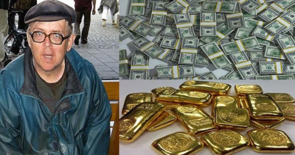 ★как бомж стал миллионером. (воскресное...)