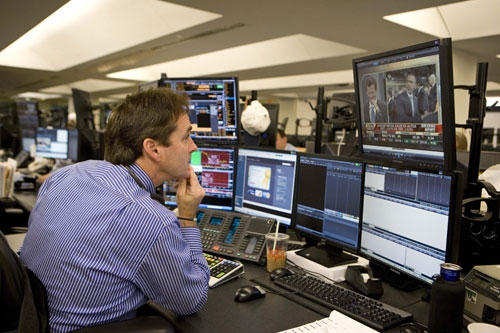Trading floor Investment Technology Group