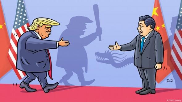 Вот вам и Сделка! Очередное обострение США-Китай