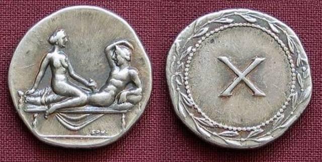Римская монета как заполнить альбом для монет