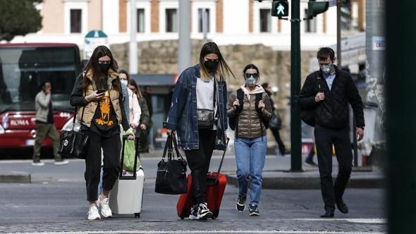 *** МОЛНИЯ***Серьезная напряженность на юге Италии: начало мародерства в супермаркетах и призывы к восстанию!