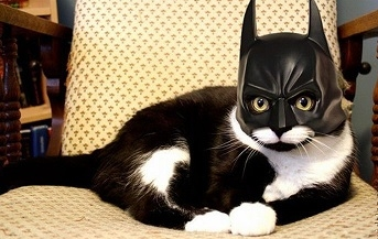 Золото. Gella&Vladimi®. Бэтмен и все-все-все