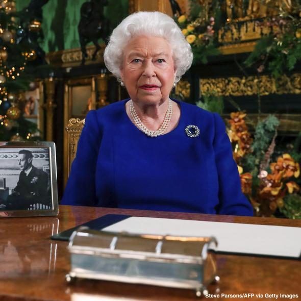 Обращение Королевы Елизаветы II