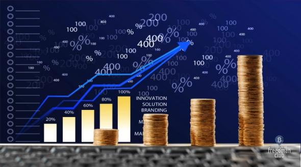 Биткоин будет стоить 10 триллионов долларов через 11 лет.