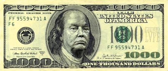 За ошибки Трампа расплачивается доллар. Обзор на предстоящую неделю от 23.07.2017