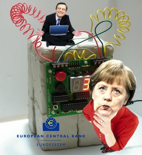 Меркель вызывает Драги на ковёр. Обзор на предстоящую неделю от 03.06.2018