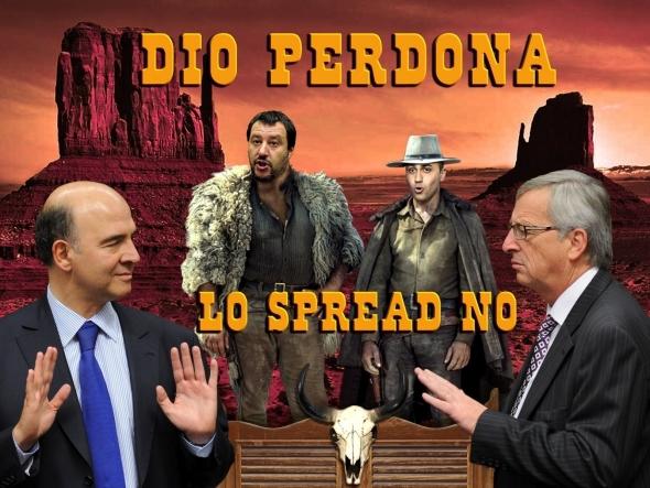 Италия обвиняет Еврокомиссию в алкоголизме, терроризме и рейдерстве. Обзор на предстоящую неделю от 07.10.2018