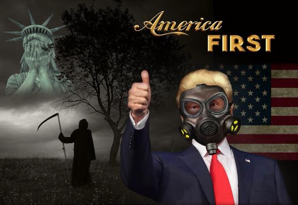У Трампа есть план. Обзор на предстоящую неделю от 19.04.2020