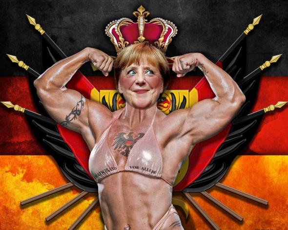 Германия приняла корону ЕС. Обзор на предстоящую неделю от 05.07.2020