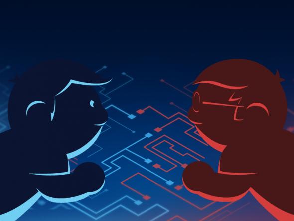 Борьба гигантов IT: Amd VS Intel. Как на этом заработать