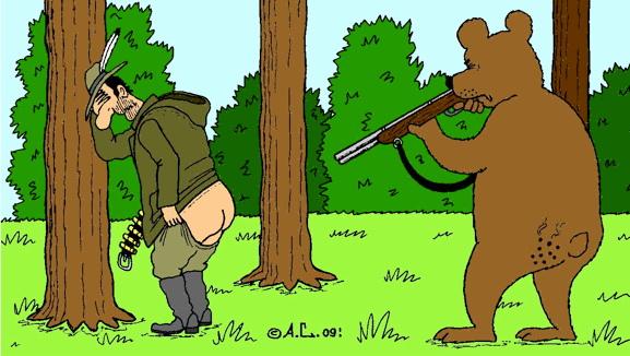 Охотник или жертва?