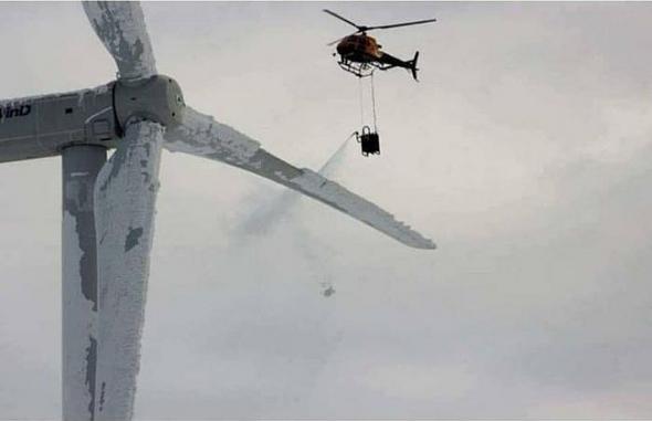 Ветряки не могут работать в России