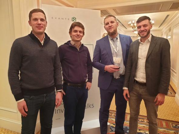 EXANTE Investor Talks в Петербурге: счета за границей, идеальный портфель и рыночно-нейтральные стратегии