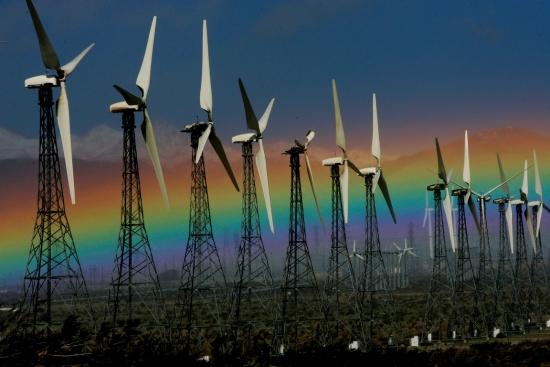 Почему газовой индустрии выгодна возобновляемая энергетика