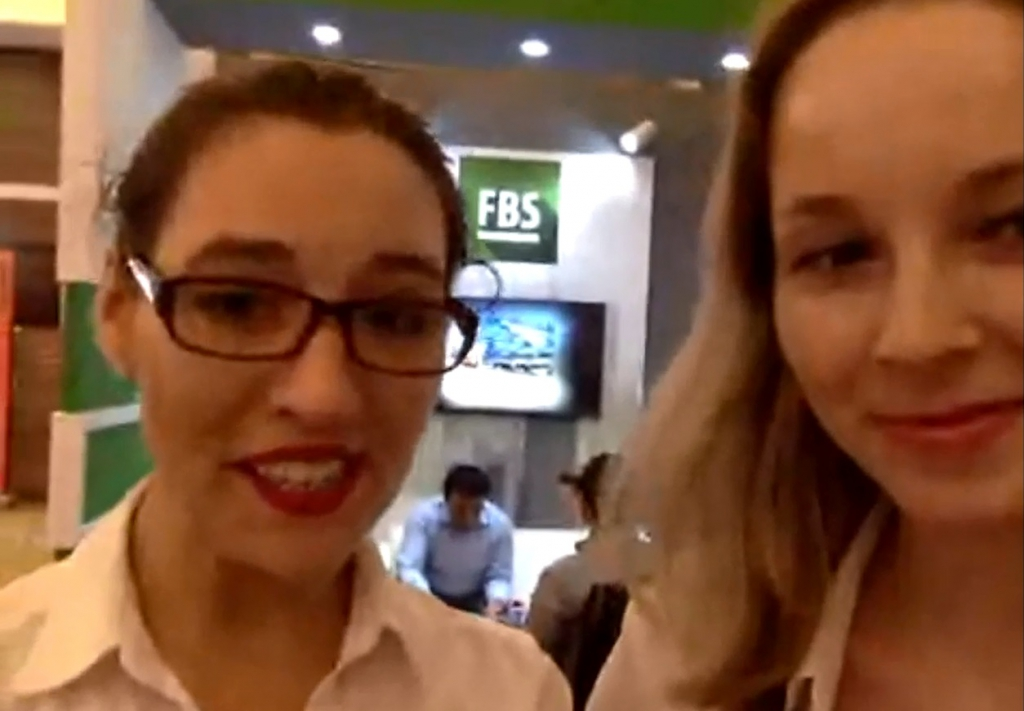 Mena 12th forex show
