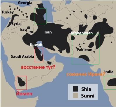Пакистан сунниты или шииты