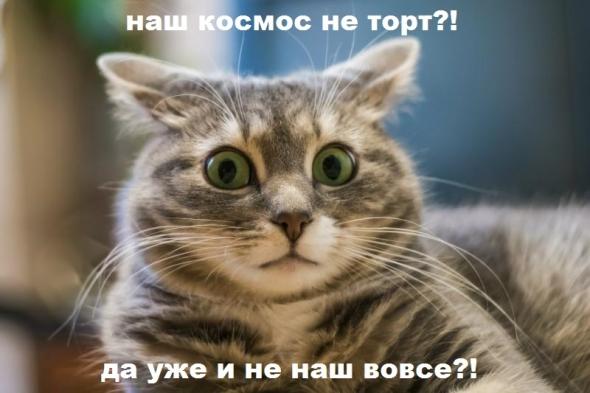 """Вот это поворот! Уже и Путина """"обеспокоил"""" космос"""