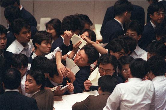 Японский пузырь – обсуждение!
