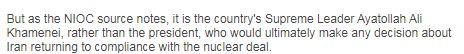 По иранской ядерной сделке-2