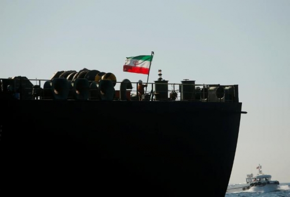 Танкер Grace 1 поднимает иранский флаг и меняет название на «Adrian Darya-1»