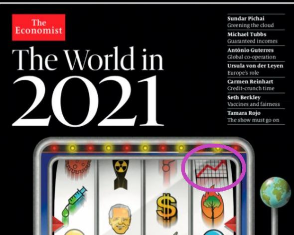 Журнал Экономист и прочие рептилоиды предсказывают ахтунг на рынках?