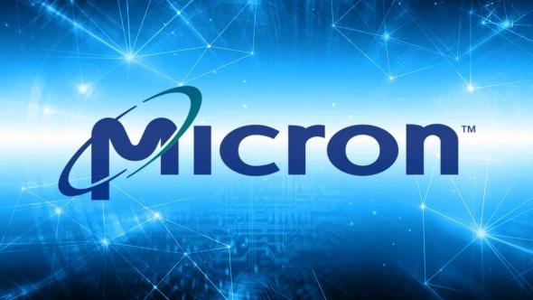 Micron 4кв. 2018 Самый известный и дешевый производитель технологического сектора.