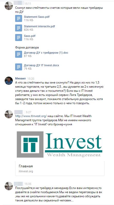 Itinvest форекс украина работа в интернет форекс