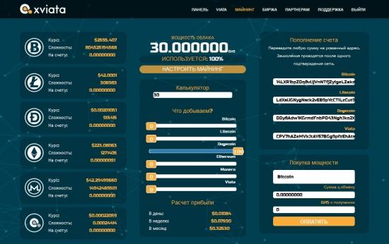 VIATA - новая криптовалюта для социальных сетей.