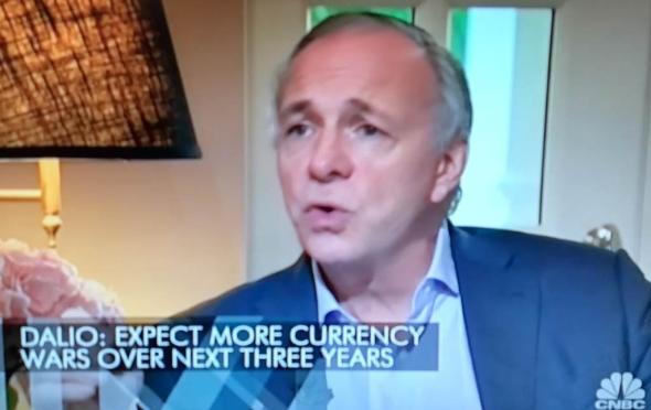 Рэй Далио про торговые войны и текущий финансовый кризис.